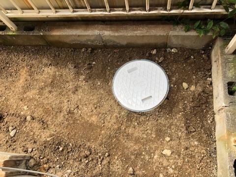 2019年7月 阪南市K様邸 会所改修工事3