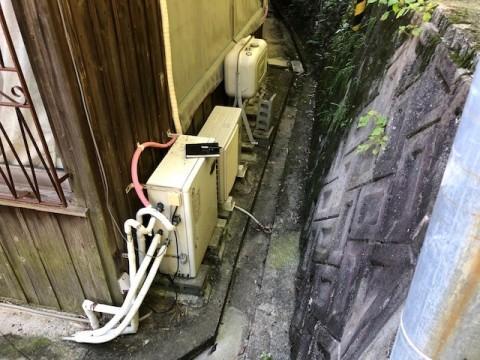 2019年11月 泉南市T様邸給湯器取替工事